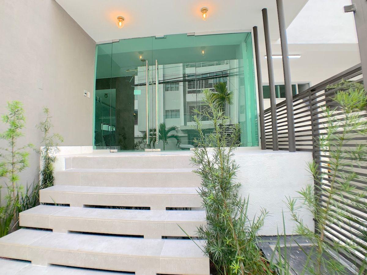5 de 20: Moderna fachada