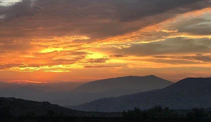10 de 11: Vista de la Terraza. Montaña Sagrada CUCHUMA.