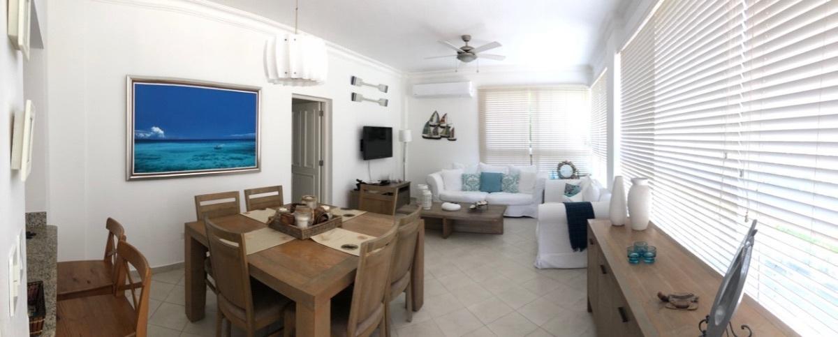1 de 17: Venta apartamento 2 habitaciones amueblado Club Hemingway