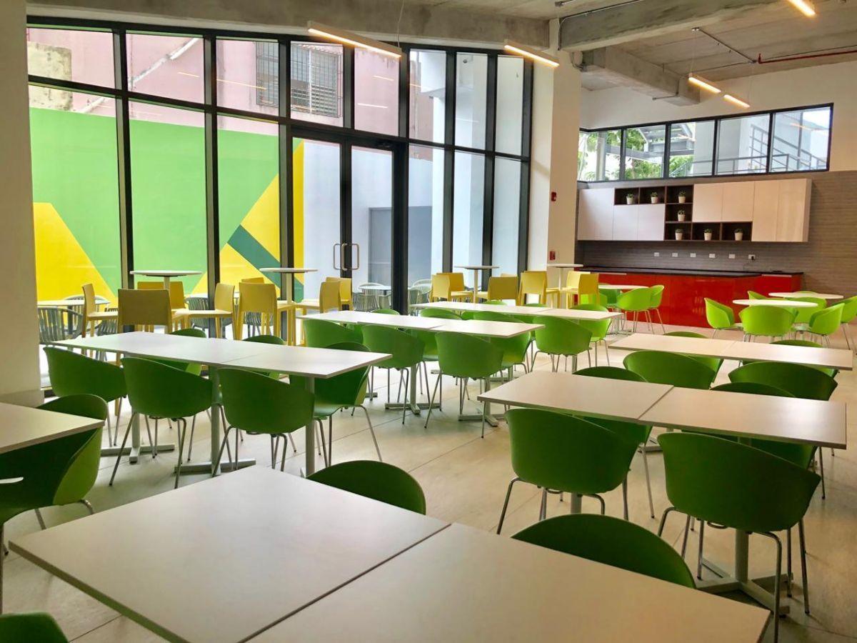 5 de 11: Cafeteria