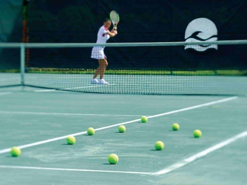 20 de 39: Tennis Courts