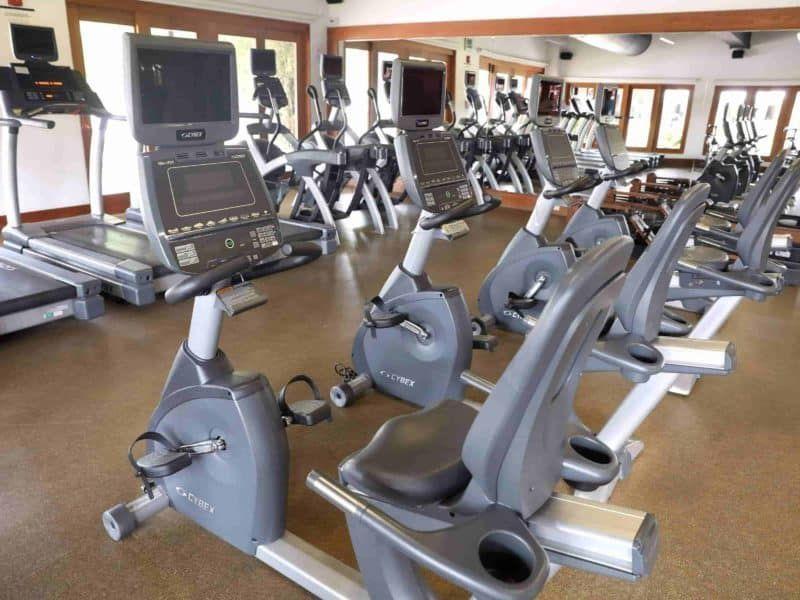 18 de 35: Gym