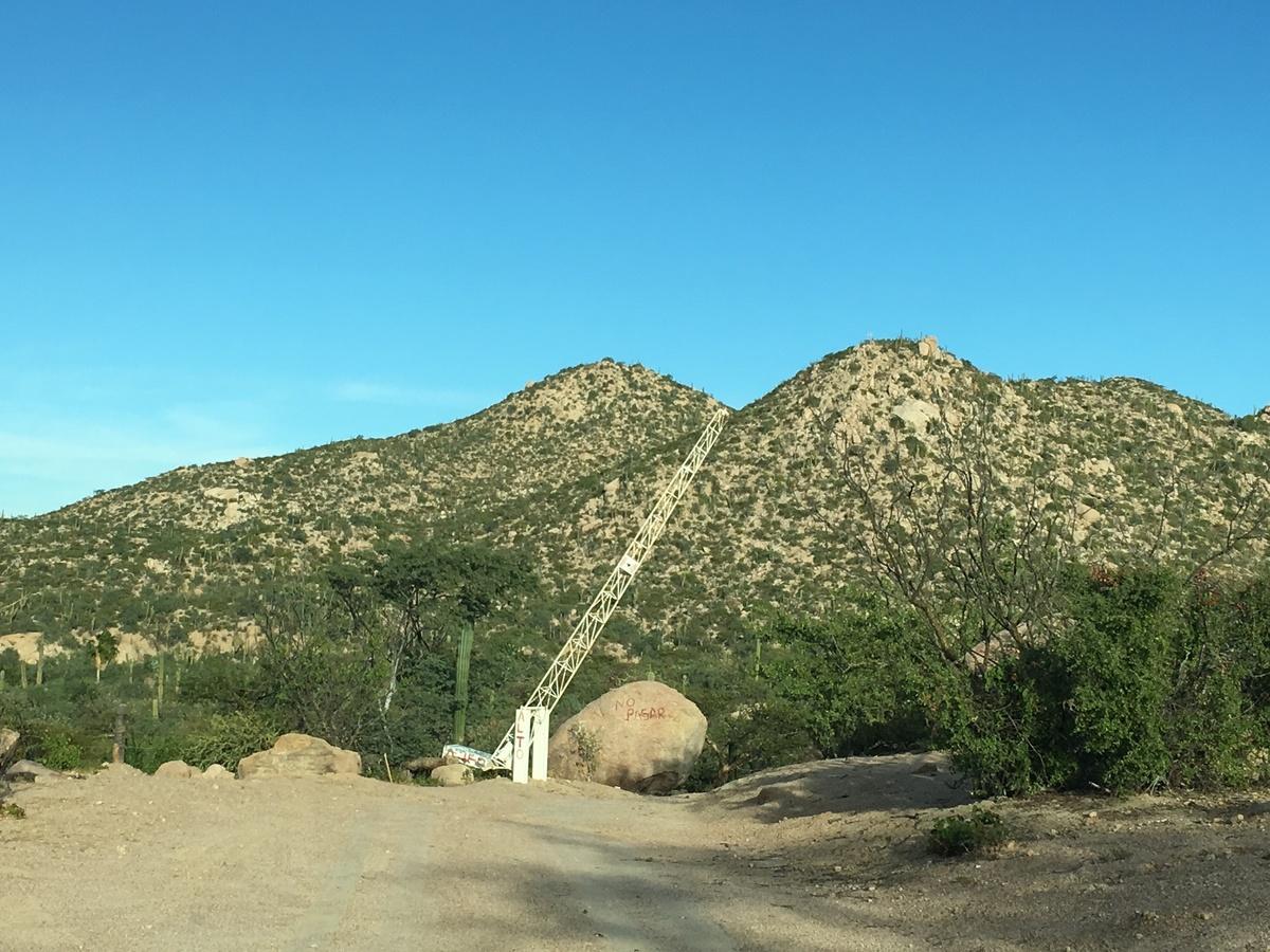 3 de 22: entrada a Rancho