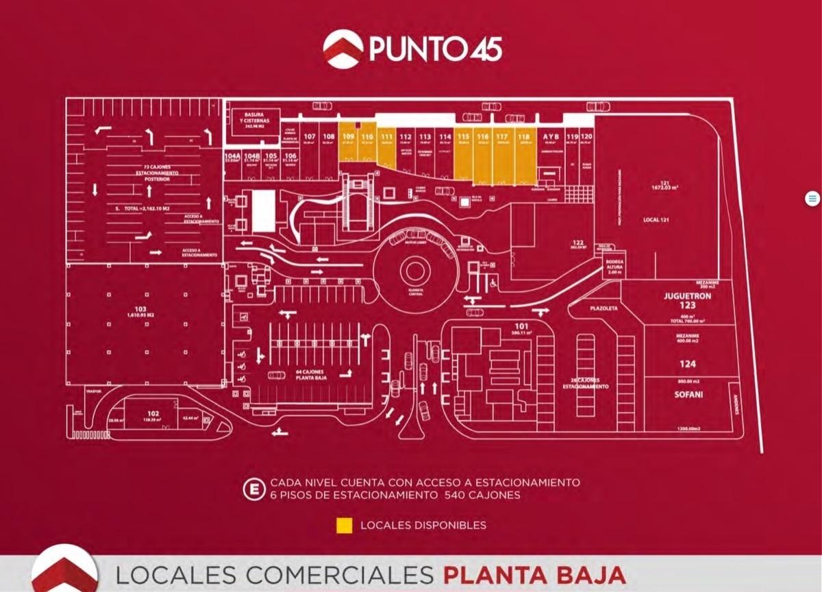 35 de 40: Locales Planta Baja.