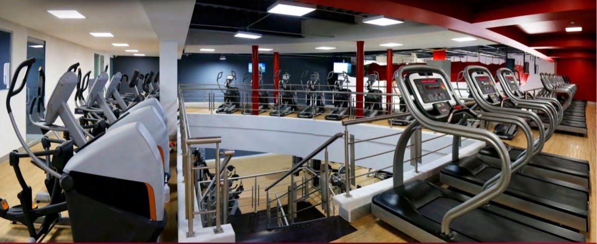 29 de 40: Aparatos del Gym