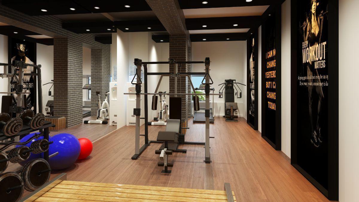 6 de 6: Gym