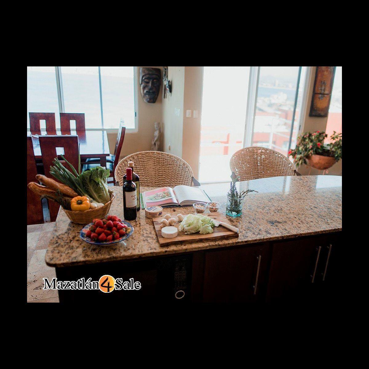 10 de 25: Vista de cocina
