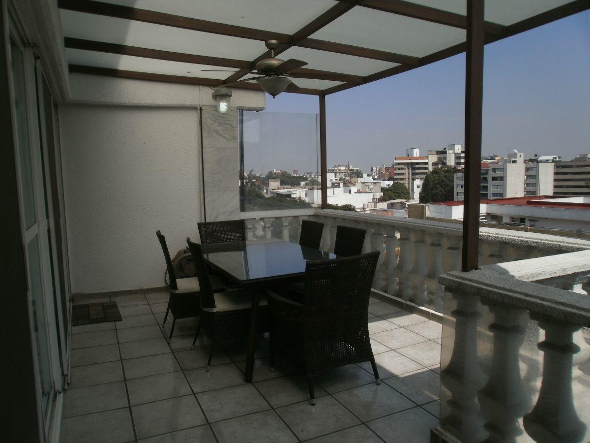 25 de 26: terraza techada  junto area social