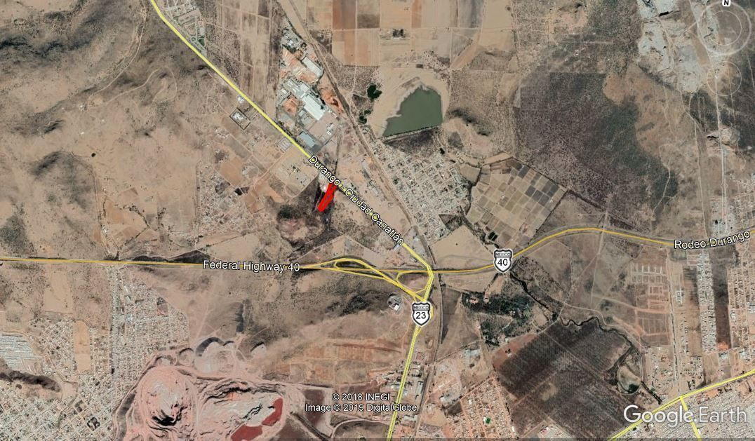 3 de 9: Localización Satelital