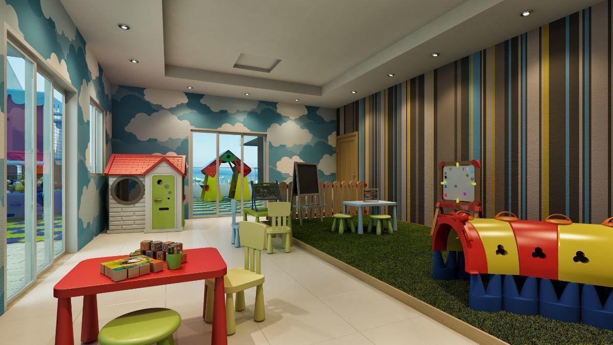 11 de 16: Área de juego para niños