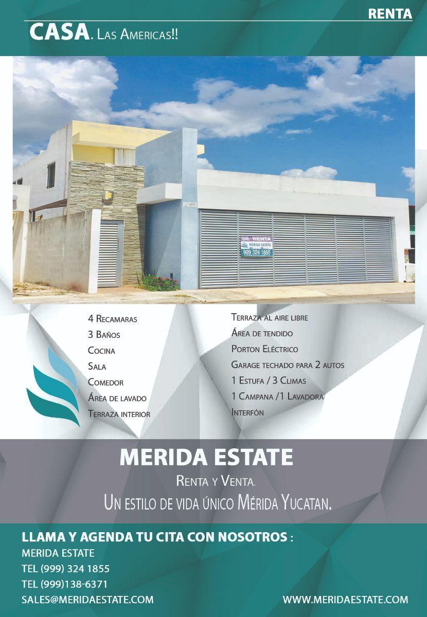 Casas En Las Americas