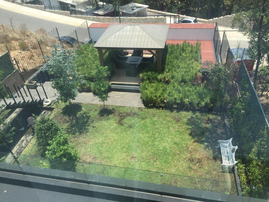 2 de 43: Vista al jardin y palapa
