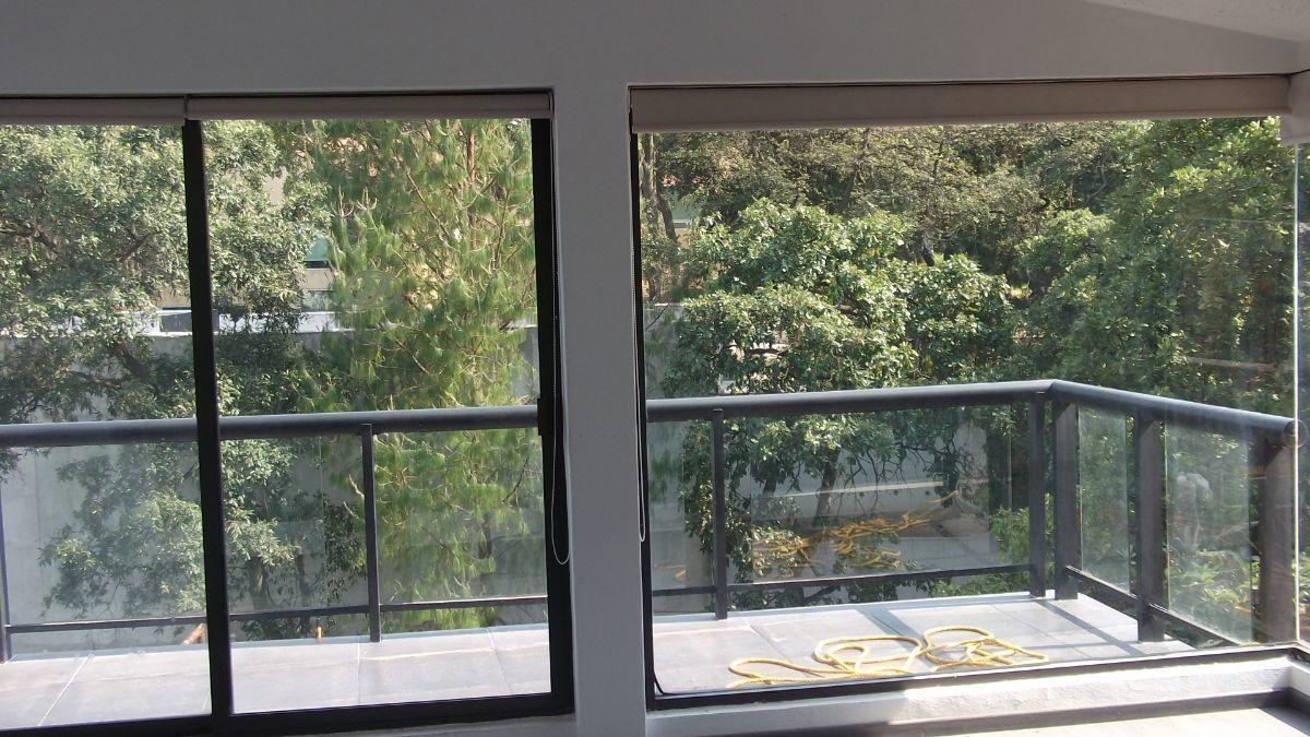 27 de 28: Vista del balcón