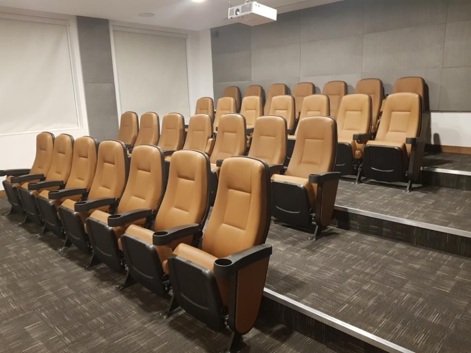 13 de 25: Sala de cine