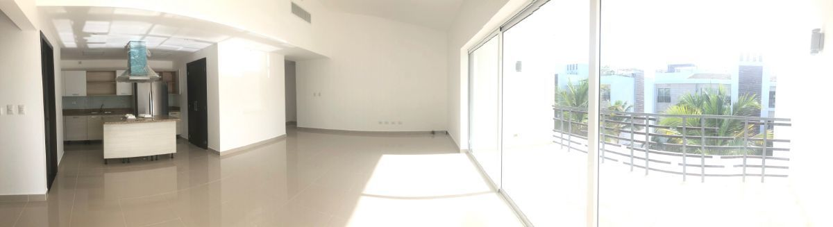 1 of 18: Living Room  + Kitchen
