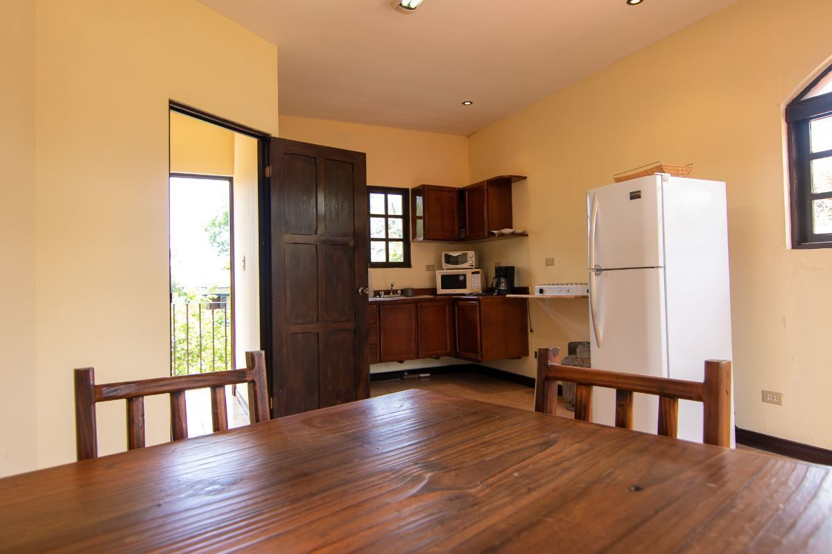 3 of 9: Kitchen and living room