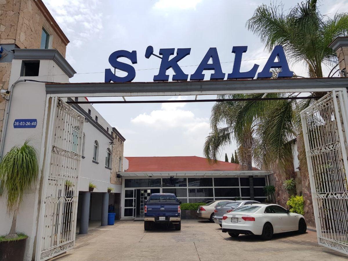 Salon De Eventos En Venta En San Miguel Huentitan Guadalajara