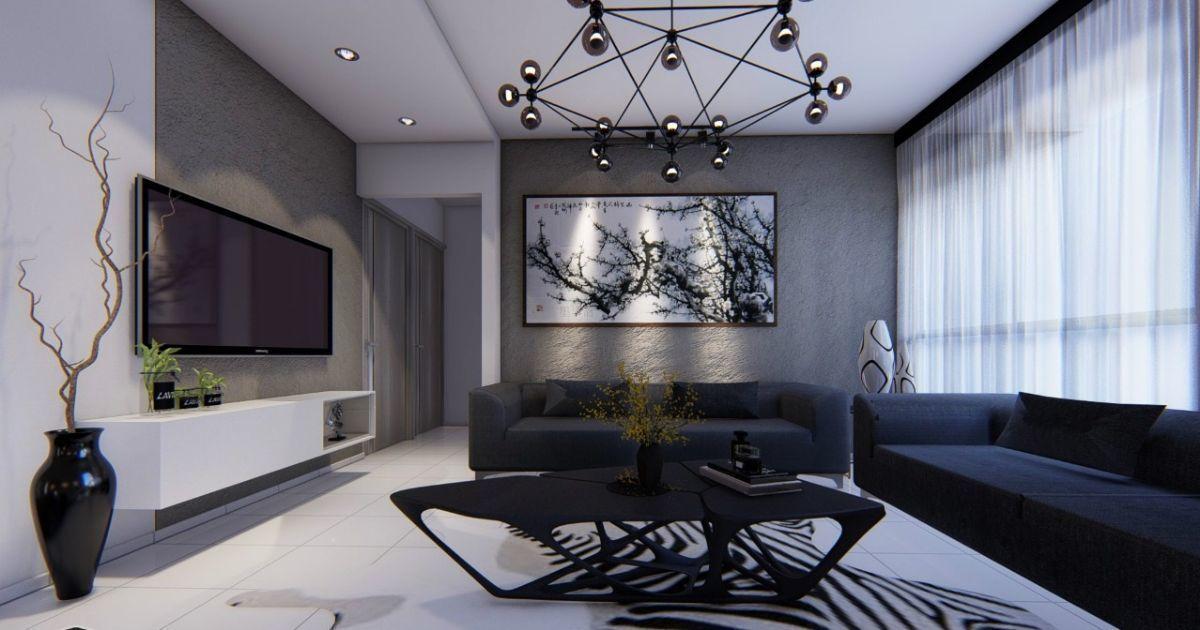 Hermoso Apartamento en exclusivo residencial, Urb. Doral Park, SFM.image3