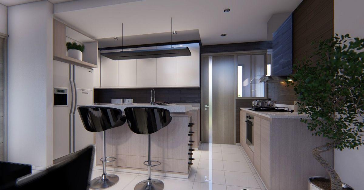 Hermoso Apartamento en exclusivo residencial, Urb. Doral Park, SFM.image5
