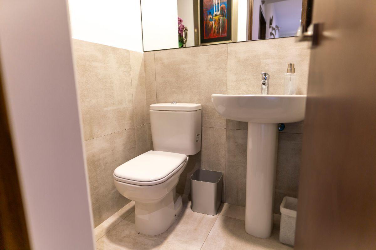 7 de 50: baño de viistas