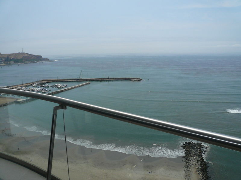13 de 26: Vista desde la terraza