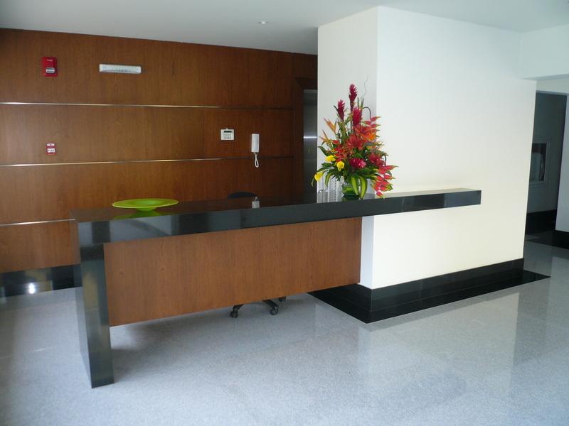 15 de 26: Lobby del edificio