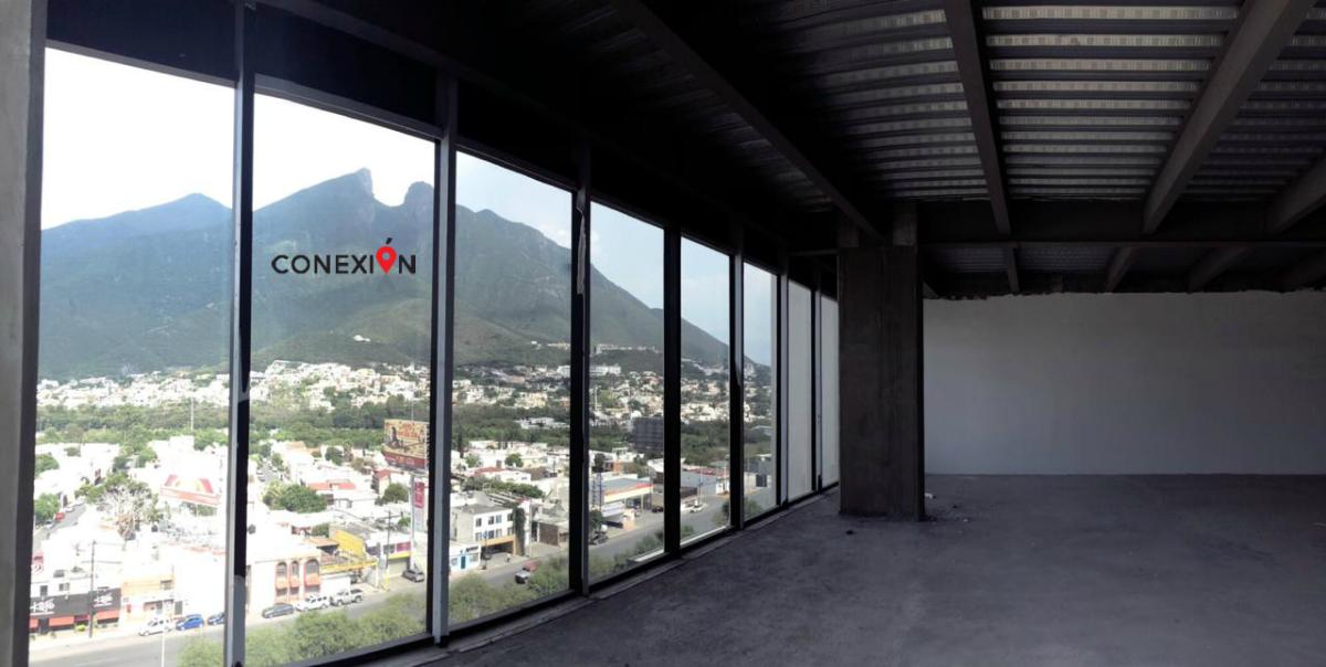 1 de 10: Oficina de 140m2 con hermosa vista panorámica