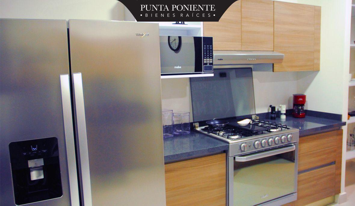 9 de 18: Cocina italiana con terminados de madera
