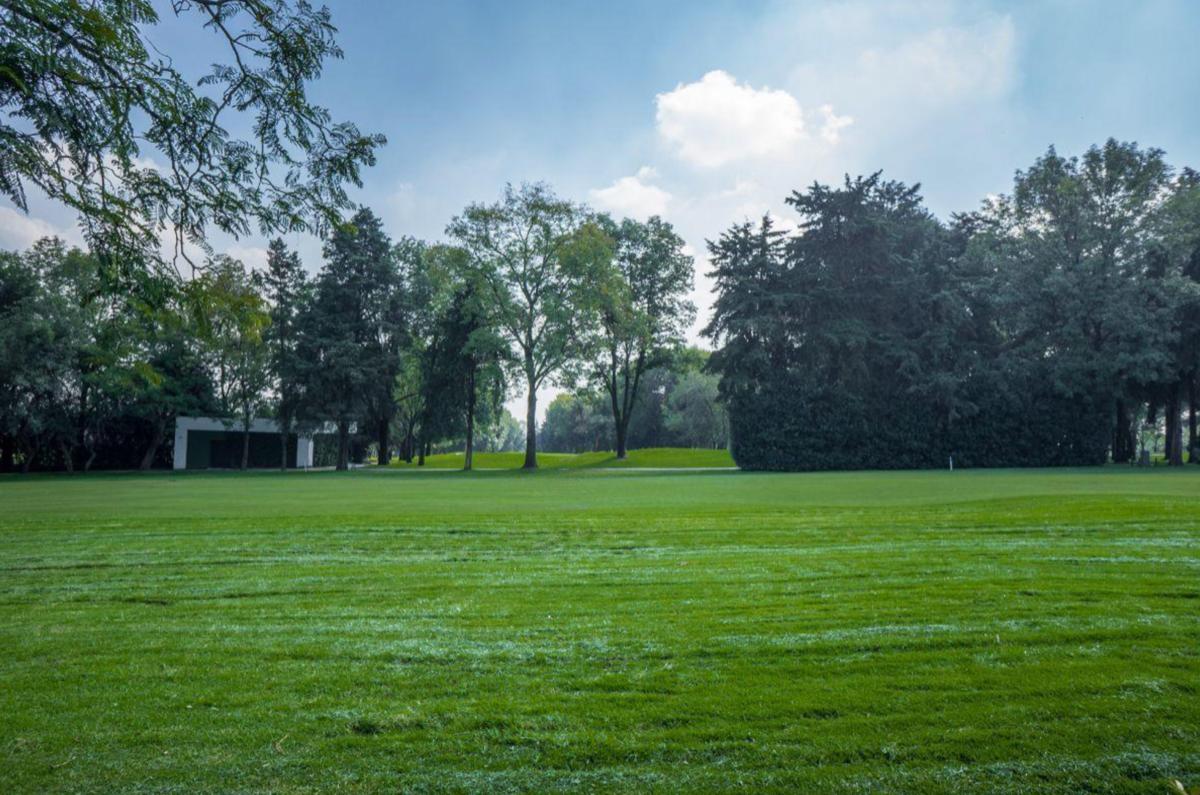 9 de 9:  vista campo de golf