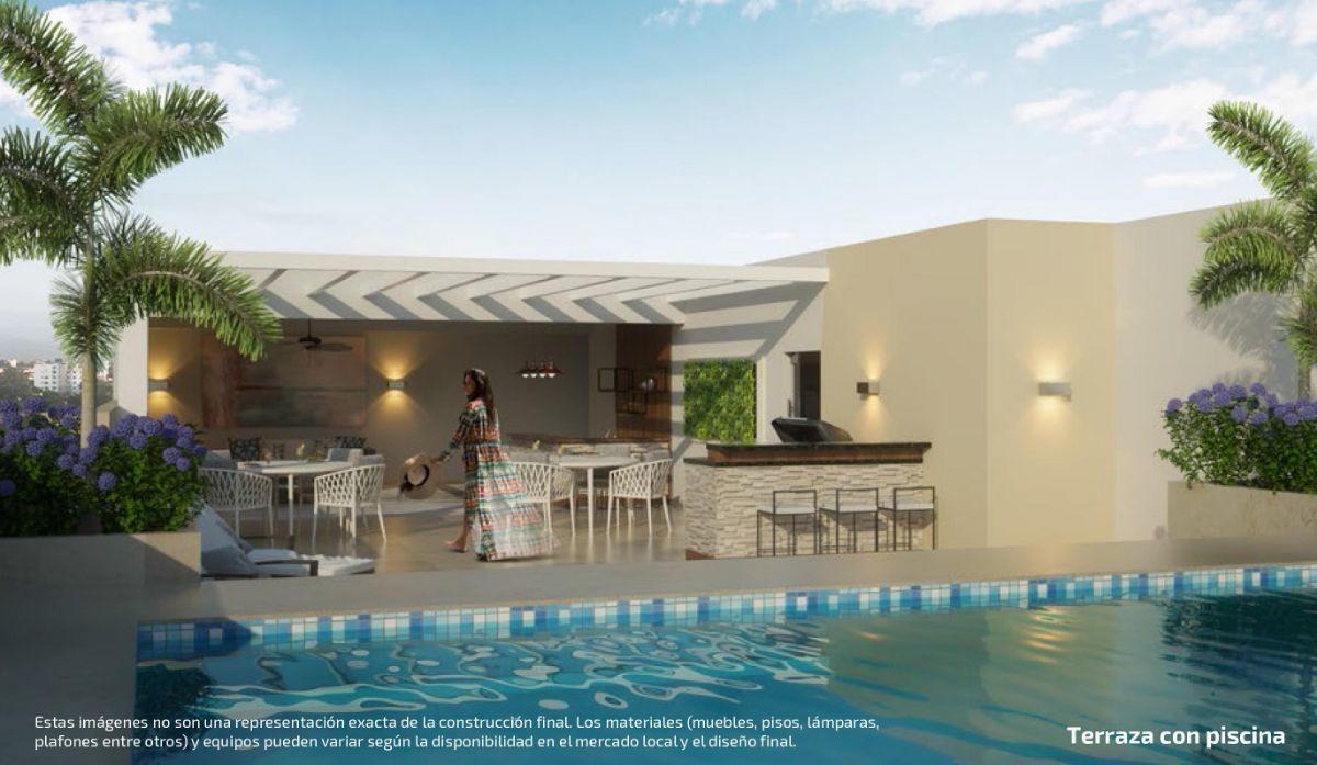 Proyecto De Apartamentos En Naco Entrega Agosto 2022