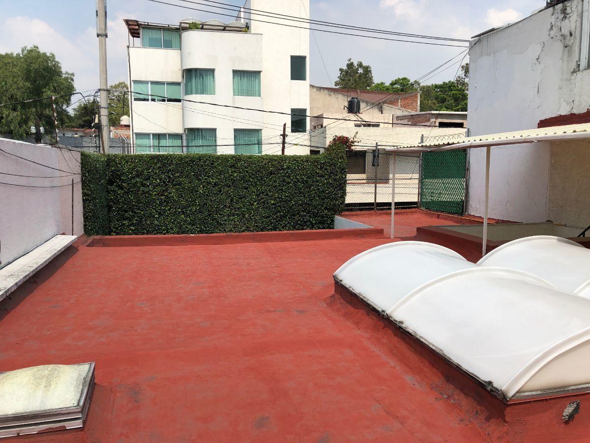 18 de 19: Vista del tejado