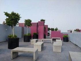 15 de 16: roof garden