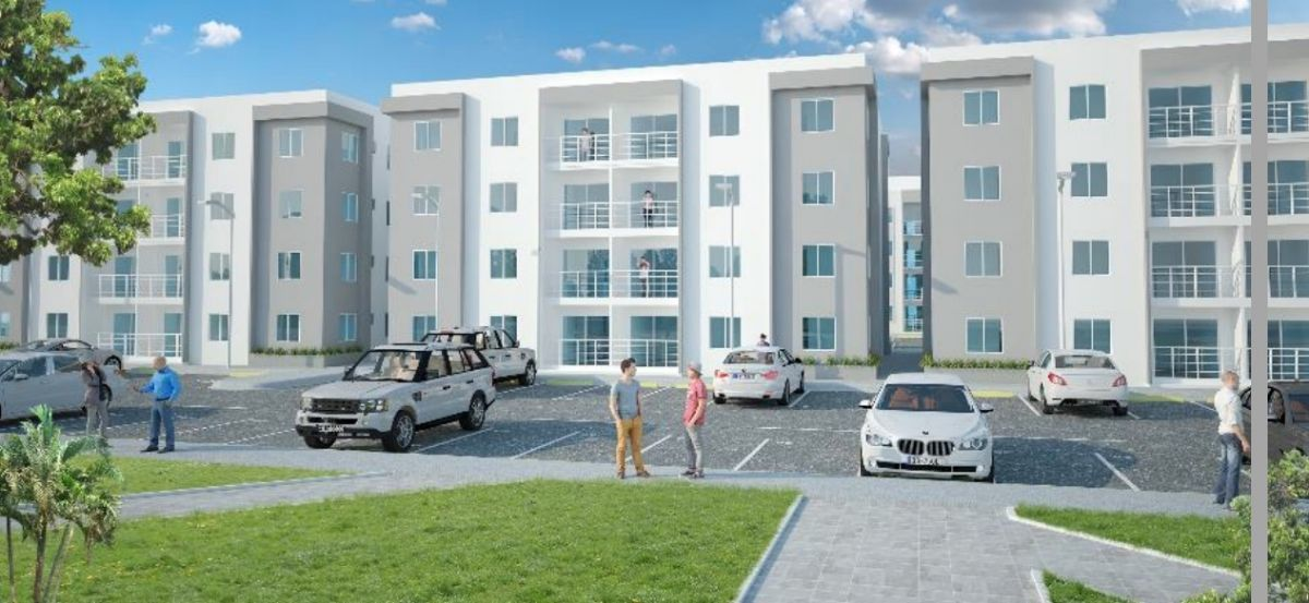 2 de 3: Fachada edificios sin PH