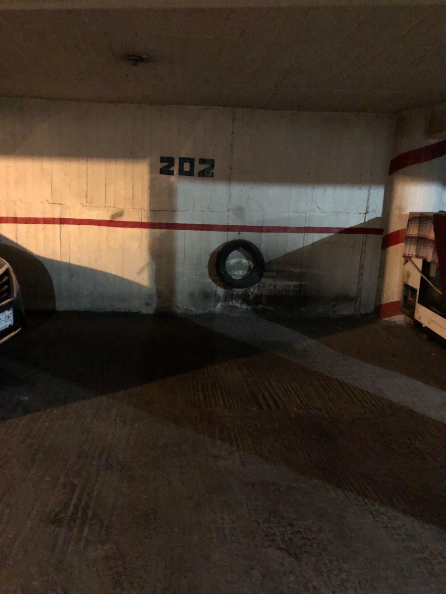 14 de 15: Lugar de estacionamiento