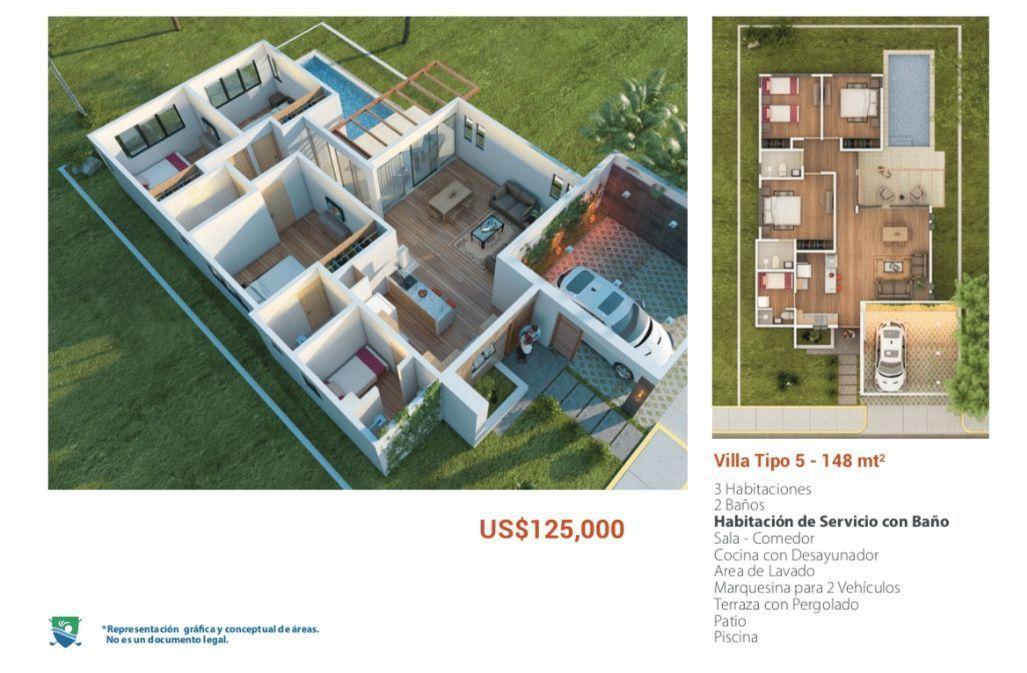 7 de 8: Villa Tipo 5