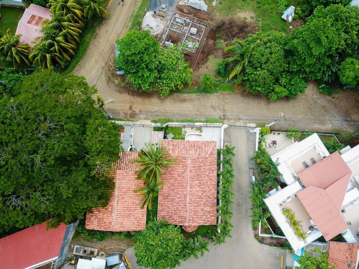 15 of 17: Aerial view of the house