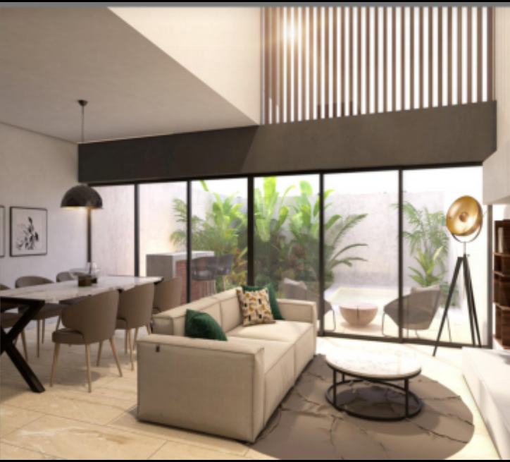 Preventa Hermosa Casa En City House Temozón Con Piscina