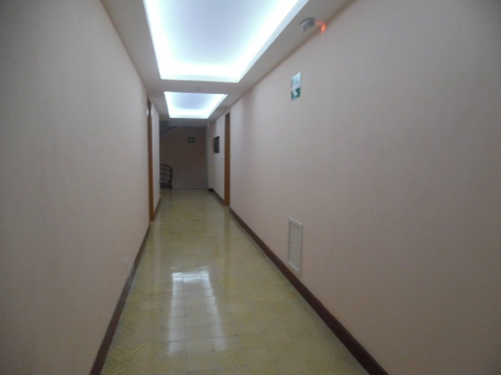 4 de 12: Amplios pasillos