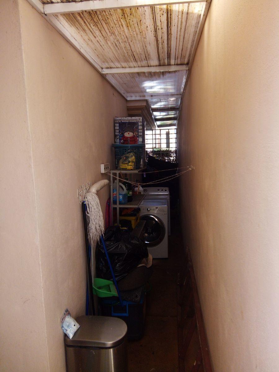 9 de 16: area de lavado techada