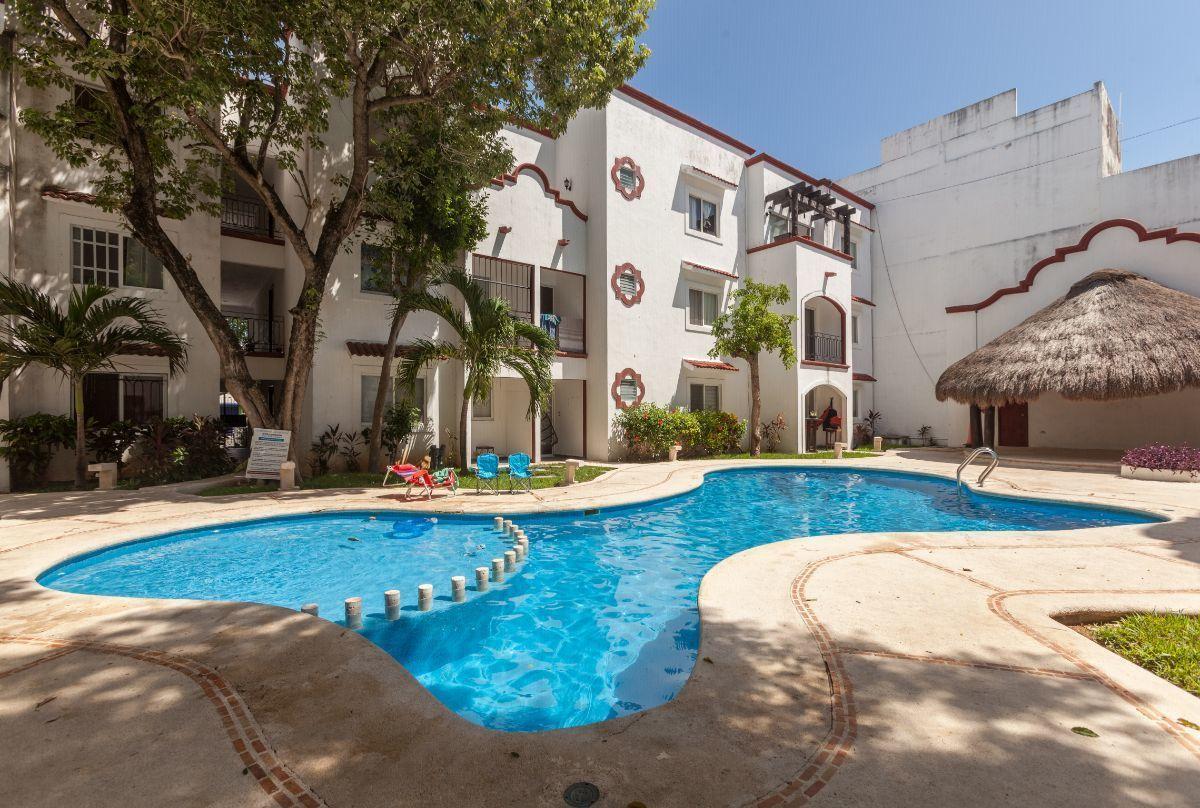 21 de 24: Departamento en Gaviotas 1 en venta Playa del Carmen