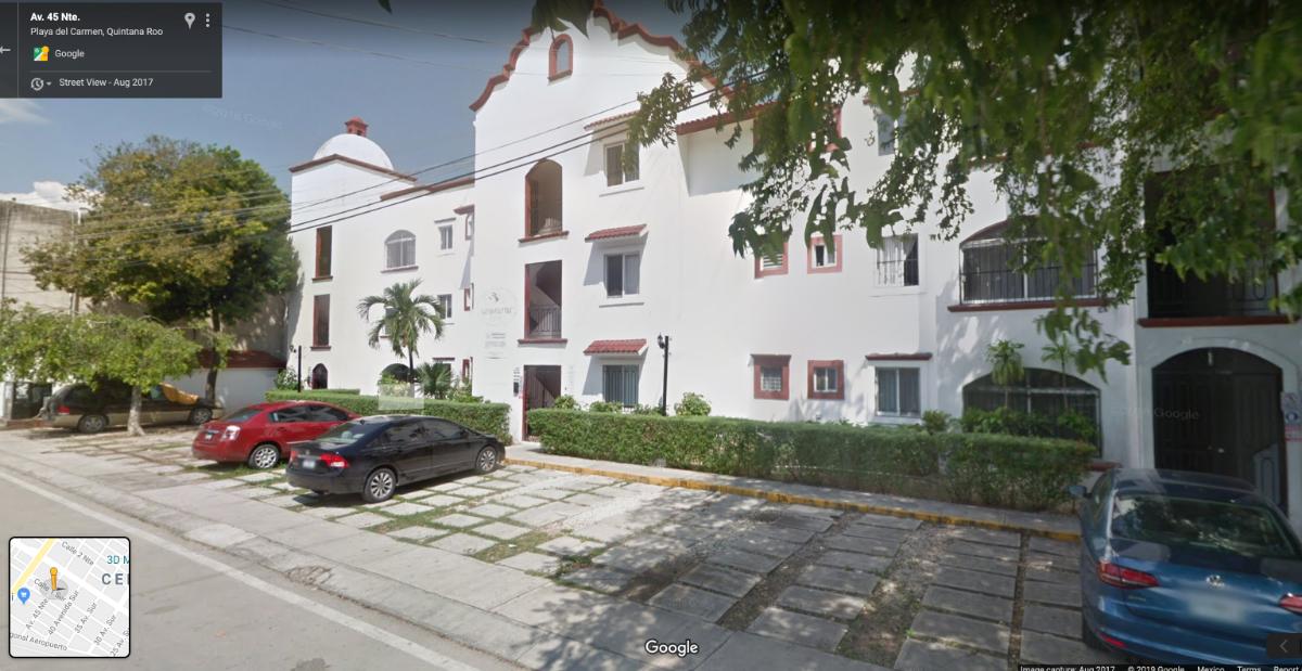 24 de 24: Gaviotas 1 fachada Av. 45