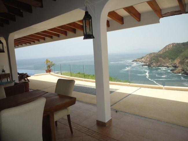 1 de 28: casa con vista a la bahia en las playas de acapulco