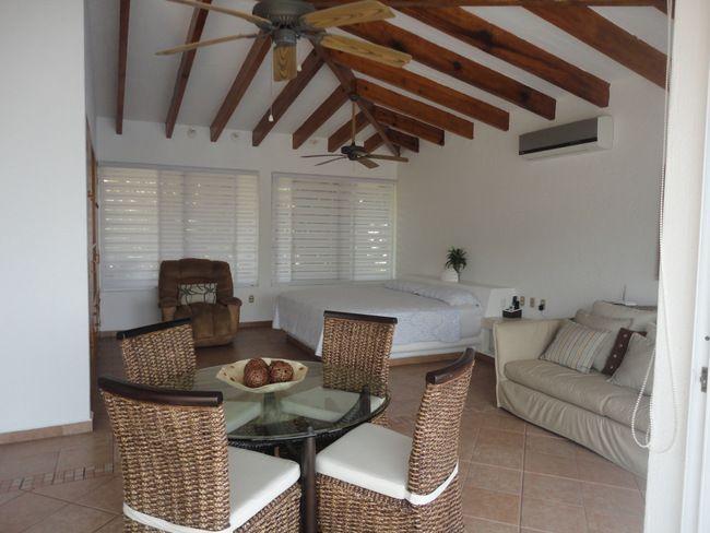 6 de 28: casa con vista a la bahia en las playas de acapulco