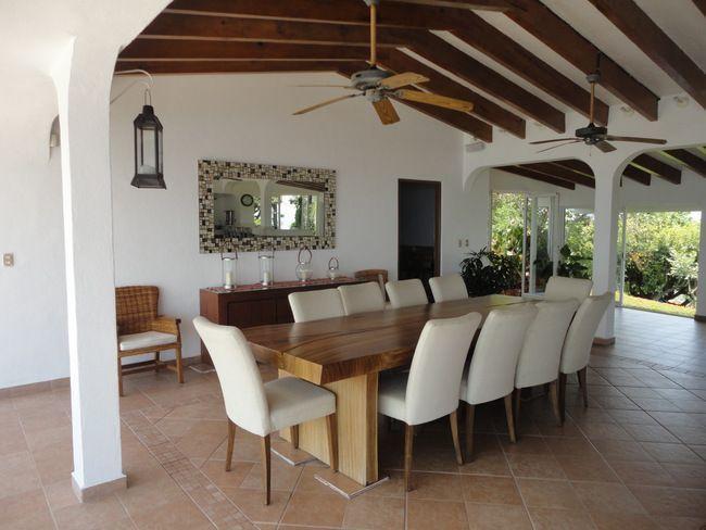 8 de 28: casa con vista a la bahia en las playas de acapulco