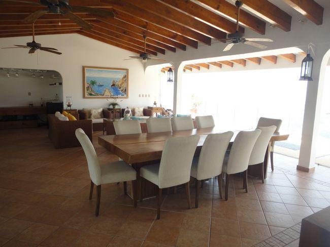 7 de 28: casa con vista a la bahia en las playas de acapulco