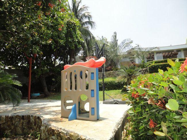 24 de 28: casa con vista a la bahia en las playas de acapulco