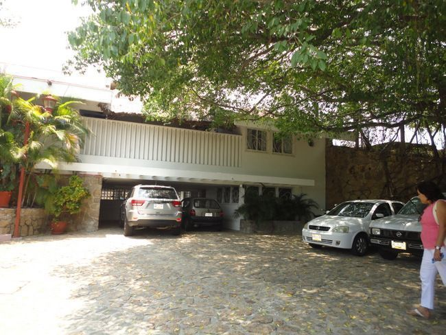 27 de 28: casa con vista a la bahia en las playas de acapulco