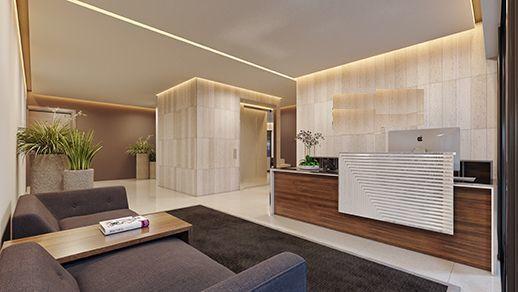 4 de 6: Elegante lobby