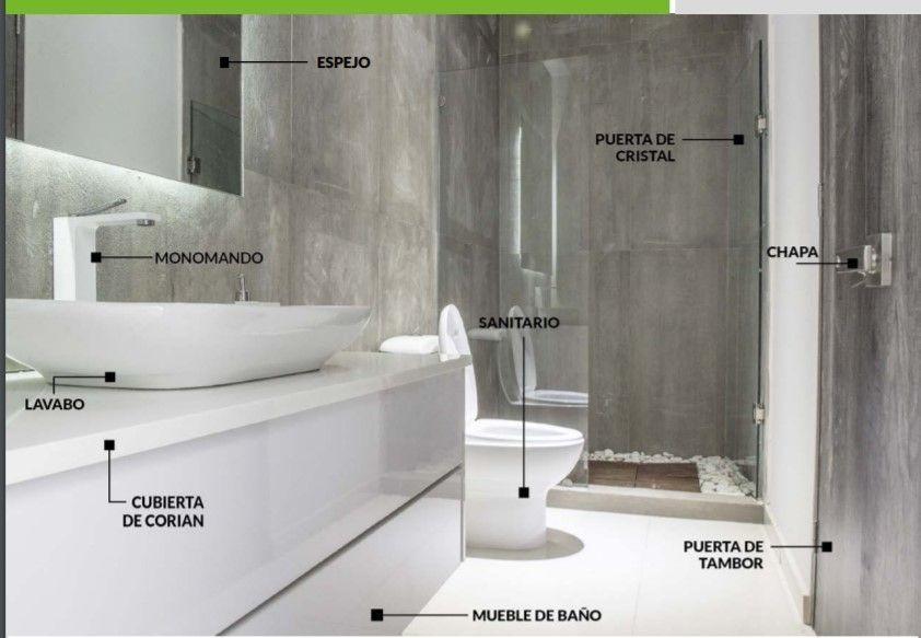 5 de 12: Acabados baño