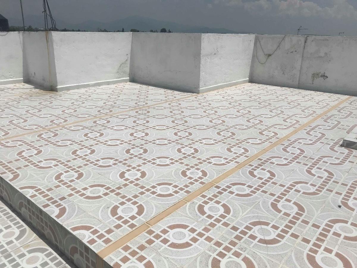 24 de 25: Roof Garde y cuarto de lavado